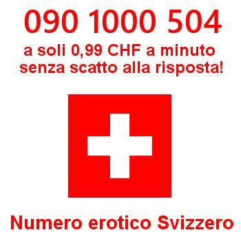 Numero erotico svizzero